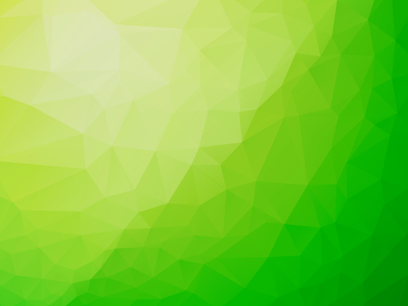 green background: geometric green background