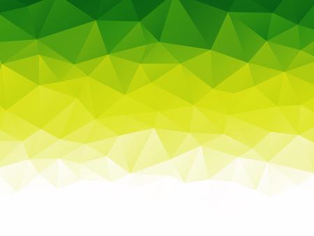 Geometrische grüne Bio abstrakte Textur Standard-Bild - 62632150