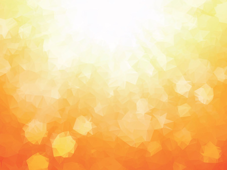 summer sunlight beam rays geometric background Ilustrace