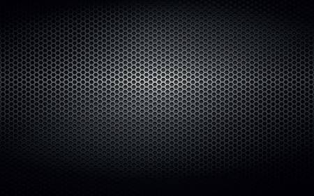 Black steel metal plate background 向量圖像