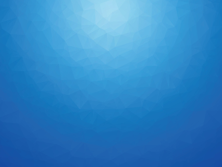 blue ocean geometric pattern 向量圖像
