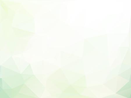 lumière douce fond géométrique vert géométrique
