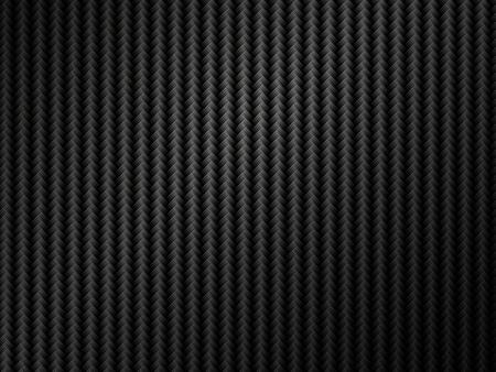 dark carbon fiber texture background Standard-Bild - 104298827