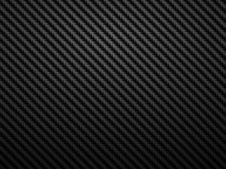 astratto sfondo scuro in fibra di carbonio pattern Archivio Fotografico