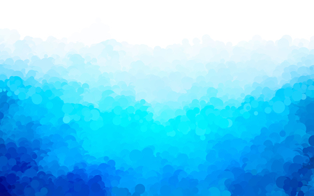 abstract blue watercolor background dotted graphic design Standard-Bild - 112177189