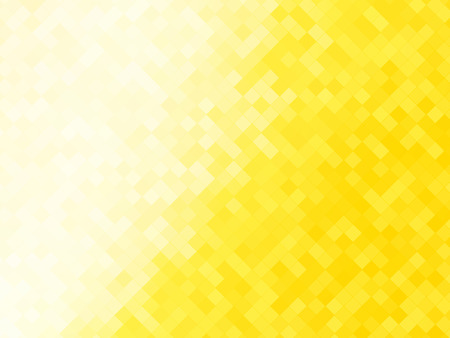 abstract yellow tiled background Standard-Bild - 106229403