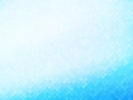 squares tiled blue pattern Standard-Bild - 106015995