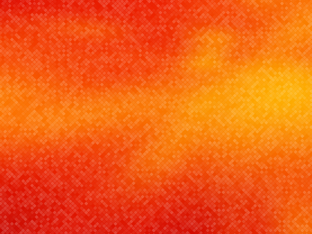 abstract red orange tiled background Standard-Bild - 112177195