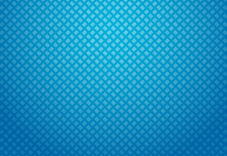 abstract blue square tile background Standard-Bild - 112177196