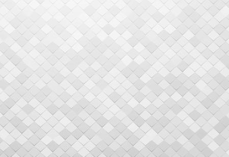 gray square tile wallpaper Standard-Bild - 112177201