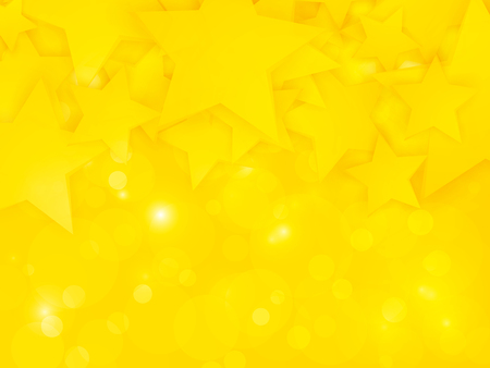 abstract celebration background with circles and stars Standard-Bild - 112177204