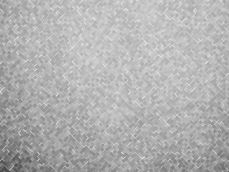 abstract black squares tiled background Standard-Bild - 112177206