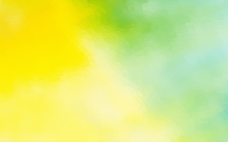 abstract yellow green watercolor background dotted graphic design Standard-Bild - 106017297