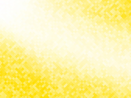 abstract yellow tiled pattern Standard-Bild - 112177214