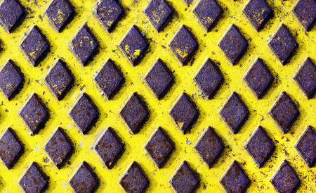 background with industrial textures on sewer photo