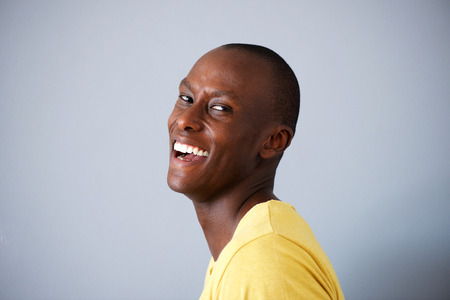 Handsome black male