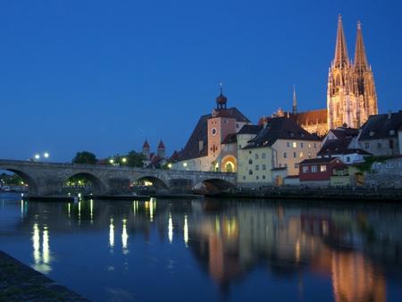 regensburg: Regensburg Stock Photo