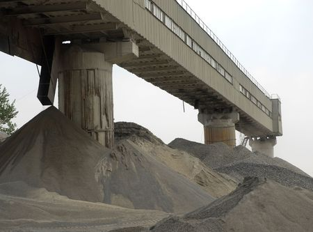 manufactory: Cement factory in Russia