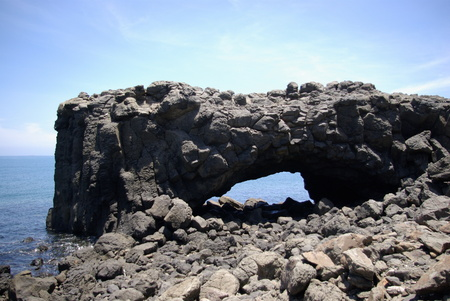 the crags: penghu