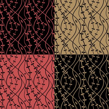 seamless japanese pattern