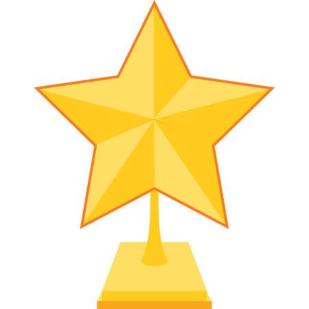 rewarding: star illustration