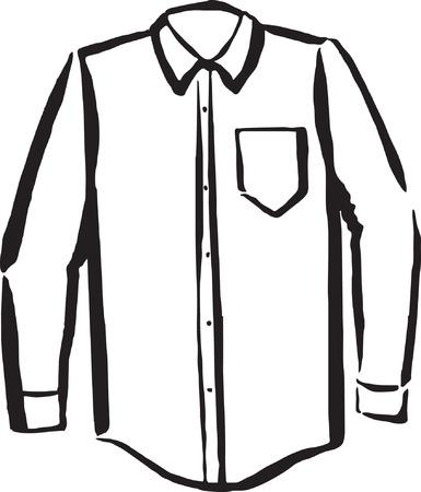 camicia bianca: