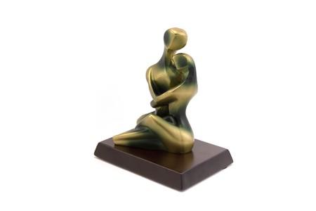 vehemence: statuette