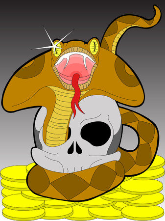 scull: snake and scull