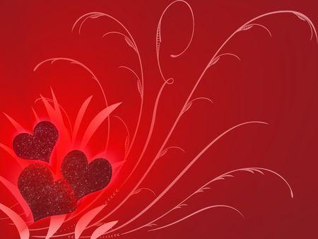 Valentines Banque d'images - 6199348