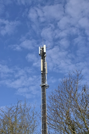 Technology, constructions, electronics and mobile networks: BTS - Base Transceiver Station