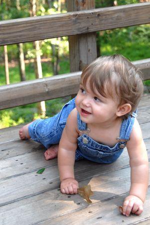 クロールの赤ちゃん 2