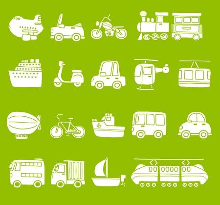 flying boat: icono de lindo simple transporte