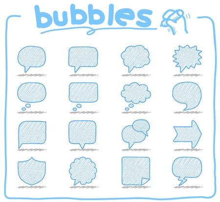 burbujas de pensamiento: Discurso y pensamiento