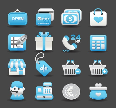 business , internet,office,work icon set  Vector