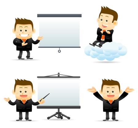 empresario: hombre de negocios con �xito breve
