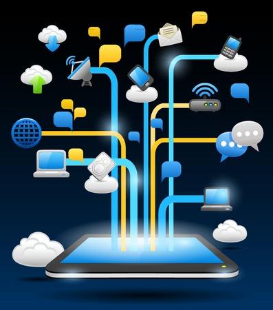 compartiendo: Concepto de computaci�n en la nube