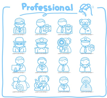 Pure Series   People ,Business,Internet icon set Vector