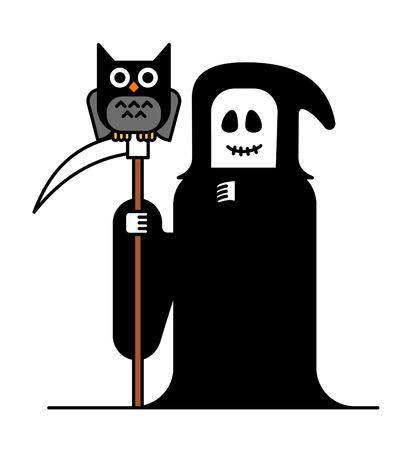 doom: Halloween Character Illustration