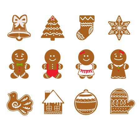galletas de navidad: illustartion - galletas de Navidad