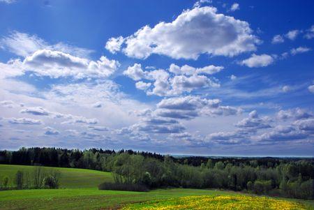 Landscape photo