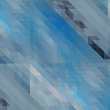 diagonal stripes: Abstract  background in blue tones, diagonal stripes, vector illustration
