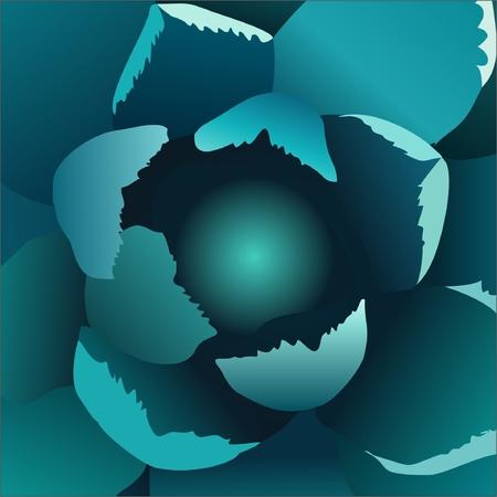 background: flower background Illustration