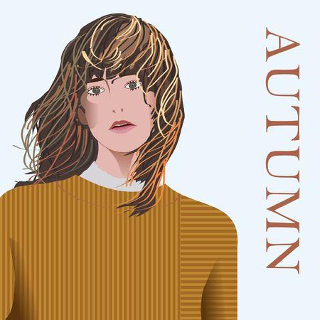 illustration: fashion illustration