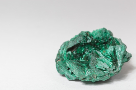 malachite: Malachite mineral Stock Photo