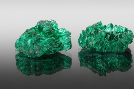 zircon: Two malachite minerals