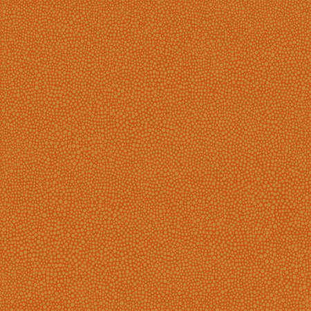 Australian aboriginal hand drawn seamless vector pattern with light brown dots on orange background 向量圖像