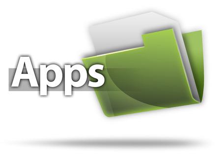 executable: Folder Apps