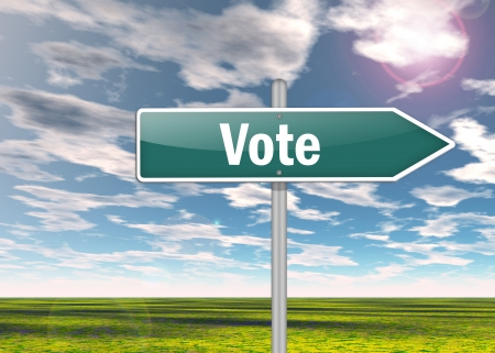 political system: Signpost Vote