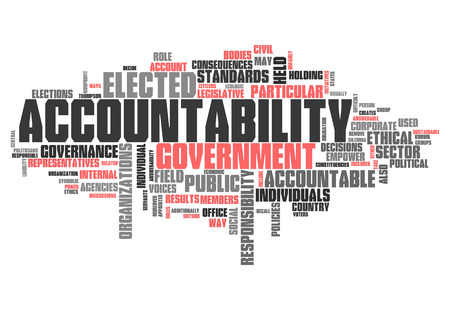 duties: Word Cloud Accountability
