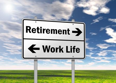 retired: Signpost Retirement